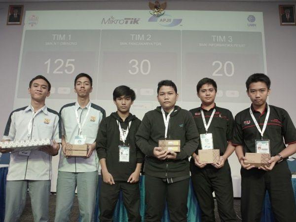 [GALERI] Penyisihan Jakarta - Olimpiade Jaringan Mikrotik APJII 2019